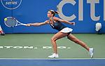 Camila Giorgi (ITA) defeated Caty McNally (USA) 7-6, 6-2