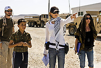 The Hurt Locker (2008) <br /> Behind the scenes photo of Kathryn Bigelow<br /> *Filmstill - Editorial Use Only*<br /> CAP/MFS<br /> Image supplied by Capital Pictures