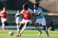 Arsenal Ladies vs Manchester City Ladies 09-08-15