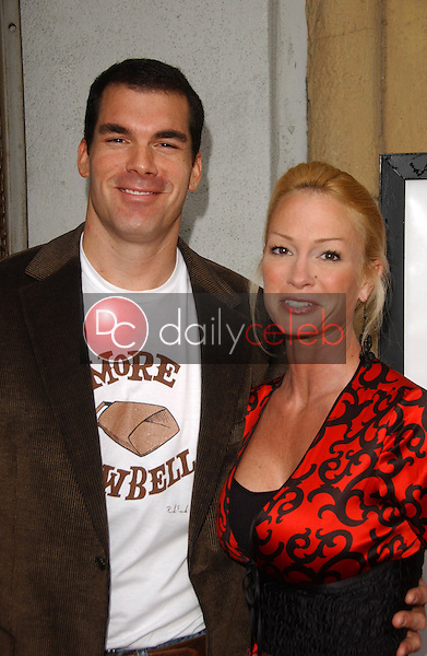 Brandon Molale and Kim Wolfe<br />