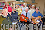 TUNING UP: Members of the Ballyduff Active Retirement Group who will hold a concert to mark the Bealtaine Festival on May 30th, front l-r: Bernard Guerin, Bob Scott, Jim Behan, Mike Williams. Back l-r: Marie O'Sullivan, Philomena Counihan, Mai Scott, Pam Browne.