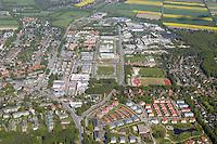 Deutschland; Schleswig- Holstein, Wentorf, Kaserne, Suedring, Stadtansicht