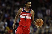 17th January 2019, The O2 Arena, London, England; NBA London Game, Washington Wizards versus New York Knicks; Trevor Ariza of the Washington Wizards