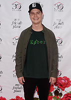 HOLLYWOOD, CA - APRIL 7:  Lukas Graham at the My Friend's Place 30th Anniversary Gala at the Hollywood Palladium on April 7, 2018 in Hollywood, California. (Photo by Scott KirklandPictureGroup)