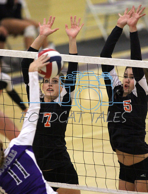 DHS plays at Spanish Springs Tuesday, Oct. 12, 2010..Photo by Cathleen Allison
