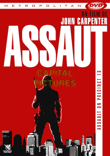 Assault on Precinct 13 (1976) <br /> POSTER ART<br /> *Filmstill - Editorial Use Only*<br /> CAP/KFS<br /> Image supplied by Capital Pictures