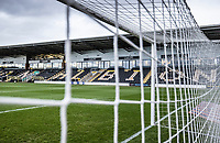 A general view of the Pirelli stadium <br /> <br /> Photographer Andrew Kearns/CameraSport<br /> <br /> The Premier League - Leicester City v Aston Villa - Monday 9th March 2020 - King Power Stadium - Leicester<br /> <br /> World Copyright © 2020 CameraSport. All rights reserved. 43 Linden Ave. Countesthorpe. Leicester. England. LE8 5PG - Tel: +44 (0) 116 277 4147 - admin@camerasport.com - www.camerasport.com