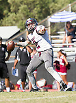 Palos Verdes, CA 09/16/16 - Ryan Carroll (Torrance #2) in action during the Torrance - Palos Verdes Peninsula CIF Varsity football game.