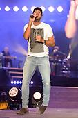 FORT LAUDERDALE FL - APRIL 07: Luke Bryan performs during the Tortuga Music Festival held at Fort Lauderdale Beach on April 07, 2017 in Fort Lauderdale, Florida. : Credit Larry Marano © 2017