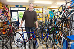 Eamon Casey of Casey Cycles and Gas Supplies Cahersiveen.