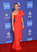 PALM SPRINGS, CA. January 03, 2019: Emily Blunt at the 2019 Palm Springs International Film Festival Awards.<br /> Picture: Paul Smith/Featureflash