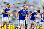 Stephen O'Brien Kerry players before their clash with Mayo in the All Ireland Semi Final Replay in Croke Park on Saturday.