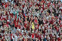NWA Democrat-Gazette/MICHAEL WOODS • @NWAMICHAELW<br /> University of Arkansas vs Auburn Saturdays October 24, 2015 at Razorback Stadium in Fayetteville.