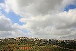 Israel, Lower Galilee, Arab village Kaukab Abu el-Hija