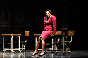 """London, UK. 11.09.2019. Cast members perform during the """"Fame the Musical"""" photocall at the Peacock Theatre, London, UK. Picture shows: Mica Paris (as Miss Sherman). Photograph © Jane Hobson."""
