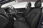 Front seat view of a 2014 KIA cee'd Access 5 Door Wagon 2WD Front Seat car photos