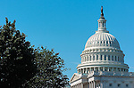 United States Capitol Dome, Capitol Hill, National Mall, Washington DC