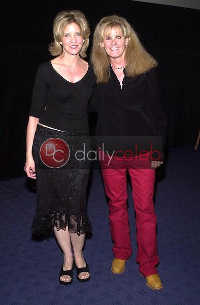Nancy Allen and P. J. Soles