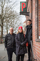 2018/01/22 Berlin | Verdraengung | Privatclub