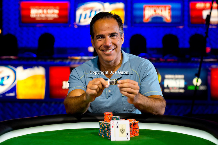 Event 09 Gold Bracelet Winner <br /> Cliff Josephy