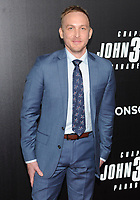 "NEW YORK, NY - MAY 09:Robin Lord Taylor attends the ""John Wick: Chapter 3"" world premiere at One Hanson Place on May 9, 2019 in New York City.     <br /> CAP/MPI/JP<br /> ©JP/MPI/Capital Pictures"