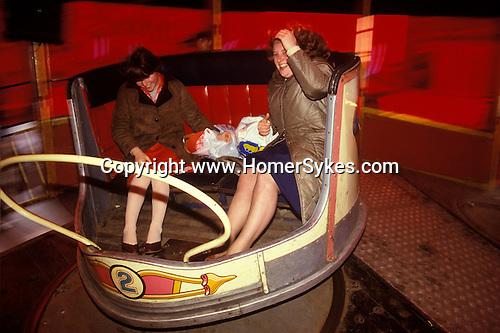 Kings Llyn annual funfair.