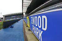 A general view of Ewood Park the home of Blackburn Rovers<br /> <br /> Photographer Mick Walker/CameraSport<br /> <br /> The EFL Sky Bet Championship - Blackburn Rovers v Ipswich Town - Saturday 19 January 2019 - Ewood Park - Blackburn<br /> <br /> World Copyright &copy; 2019 CameraSport. All rights reserved. 43 Linden Ave. Countesthorpe. Leicester. England. LE8 5PG - Tel: +44 (0) 116 277 4147 - admin@camerasport.com - www.camerasport.com