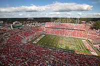A day at Carter-Finley Stadium: North Carolina State Football