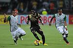 Atletico Nacional  empato 1x1 con Itagui en la liga postobon torneo apertura del futbol de colombia