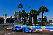 2018 Verizon IndyCar Series - Firestone Grand Prix of St. Petersburg<br /> St. Petersburg, FL USA<br /> Sunday 11 March 2018<br /> Ed Jones, Chip Ganassi Racing Honda<br /> World Copyright: Scott R LePage / LAT Images<br /> ref: Digital Image _SRL0070