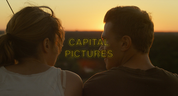 Adele Haenel, Kevin Azais<br /> in Love at First Fight (2014) <br /> (Les combattants)<br /> *Filmstill - Editorial Use Only*<br /> CAP/NFS<br /> Image supplied by Capital Pictures