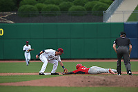 NWA Democrat-Gazette/J.T. WAMPLER Image from the Naturals 10-2 loss to Springfield Sunday June 9, 2019.
