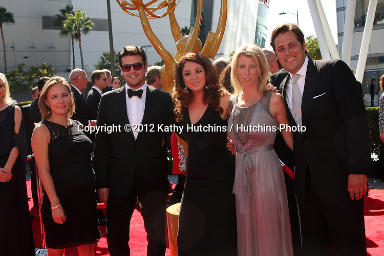 LOS ANGELES - SEP 15:  Rory Kennedy arrives at the  Primetime Creative Emmys 2012 at Nokia Theater on September 15, 2012 in Los Angeles, CA