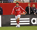 14 April 2007: Toronto's Miguel Canizalez. The New England Revolution defeated Toronto FC 4-0 at Gillette Stadium in Foxboro, Massachusetts in an MLS Regular Season game.