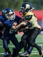 North Langley Bears vs Chilliwack Giants-Blue Atom Golden Helmet Tournament