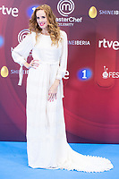 Maria Castro attends to presentation of 'Master Chef Celebrity' during FestVal in Vitoria, Spain. September 06, 2018. (ALTERPHOTOS/Borja B.Hojas) /NortePhoto.com NORTEPHOTOMEXICO