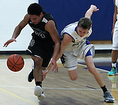 Cranbrook at Waterford Our Lady of the Lakes, Boys Varsity Basketball, 1/18/17
