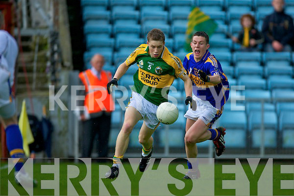 Kerry v Tipperary, GAA Football Munster Minor Final,  Pairc Ui Chaoimh, Cork. 6th July 2008    Copyright Kerry's Eye 2008