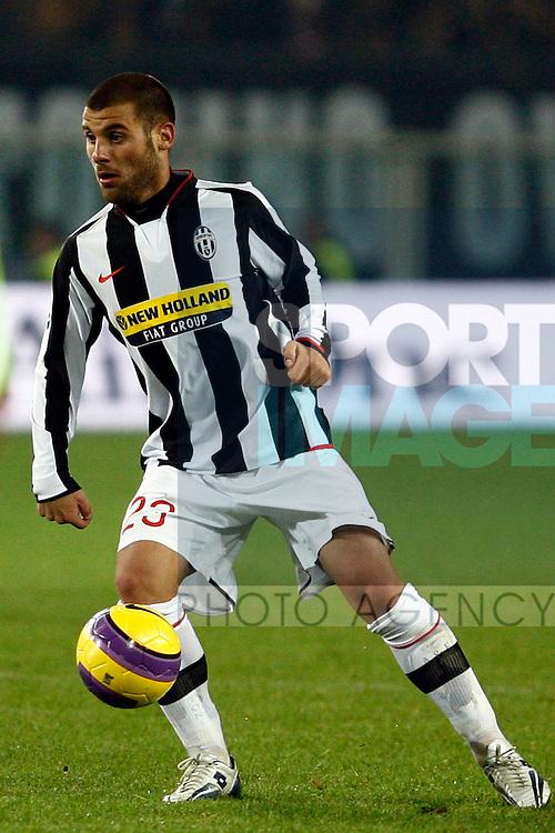 Antonio Nocerino of Juventus