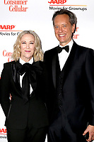 LOS ANGELES - FEB 4:  Catherine O'Hara, Richard E Grant at the Movies for Growups Awards at the Beverly Wilshire Hotel on February 4, 2019 in Beverly Hills, CA
