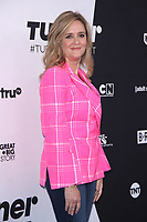 NEW YORK, NY - MAY 16: Samantha Bee at Turner Upfront 2018 at Madison Square Garden in New York. May 16, 2018 Credit:/RW/MediaPunch
