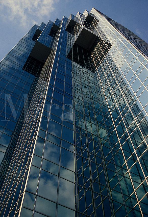 AJ1817, high-rise, building, Atlanta, Georgia, Tower Place Building in Buckhead.