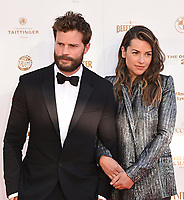 Jamie Dornan, Amelia Warner  at The Old Vic Bicentenary Ball held at The Old Vic, The Cut, Lambeth, London, England, UK on Sunday13 May 2018.<br /> CAP/MV<br /> &copy;Matilda Vee/Capital Pictures