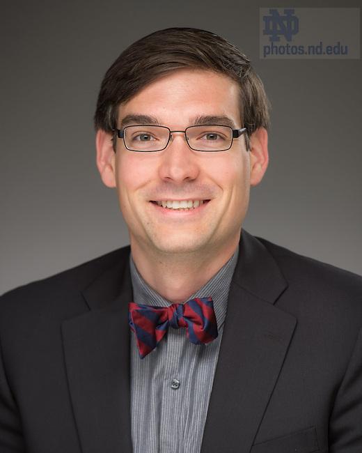 Aug. 20, 2015; Evan Ragland (Photo by Matt Cashore/University of Notre Dame)