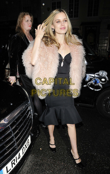 LONDON, ENGLAND - DECEMBER 04: Georgia May Jagger attends the Thomas Sabo new flagship store launch party, Thomas Sabo, South Molton St., on Thursday December 04, 2014 in London, England, UK. <br /> CAP/CAN<br /> &copy;Can Nguyen/Capital Pictures