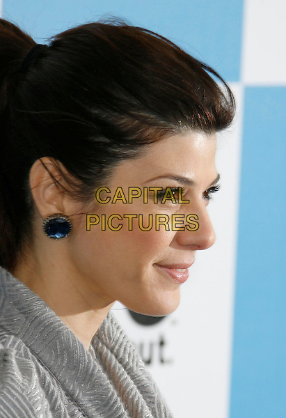MARISA TOMEI .The 2007 Independent Spirit Awards held at the Santa Monica Pier, Santa Monica, California, USA..February 24th, 2007.headshot portrait profile  .CAP/ADM/RE.©Russ Elliot/AdMedia/Capital Pictures
