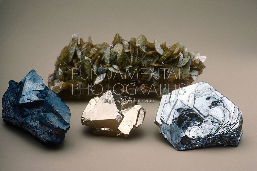 ORES OF IRON<br />