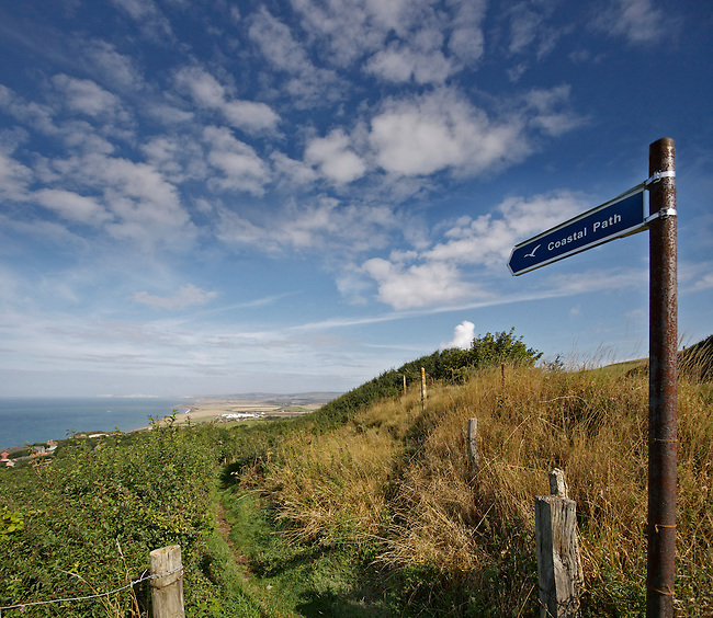 coastal path, isle of wight