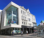 Dunnes Stores shop, St Patrick's Street, City of Cork, County Cork, Ireland, Irish Republic