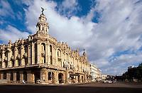 Cuba, Gran Teatro de la Habana, Unesco-Weltkulturerbe